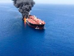 Oil tanker's crew land in Dubai after Gulf of Oman attack