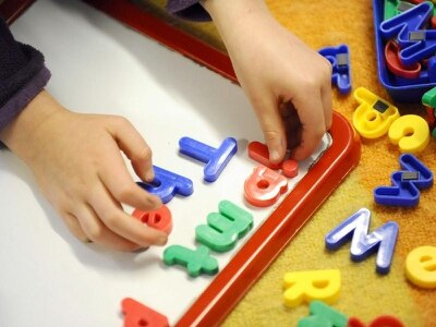 Rise in number of children in early learning and childcare