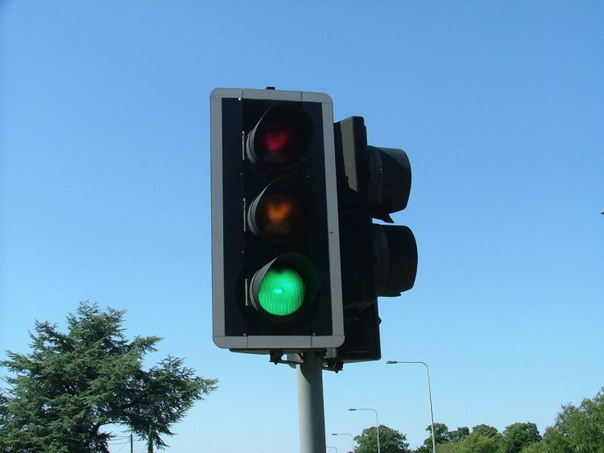 Traffic light scheme for Shropshire