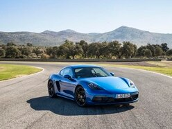 First drive: The Porsche 718 Cayman GTS gets better the harder you drive it