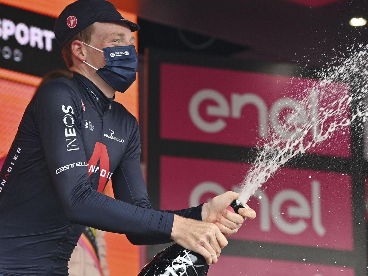 Italy Giro Cycling