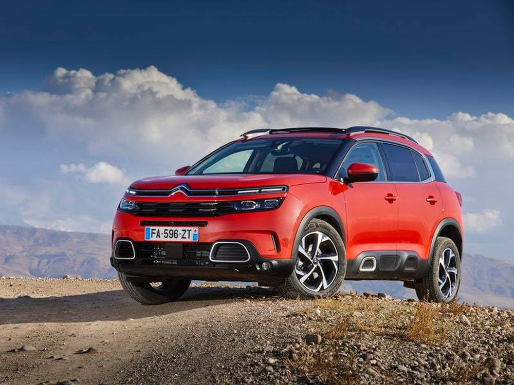 first drive citroen s c5 aircross is a unique offering in the suv class shropshire star. Black Bedroom Furniture Sets. Home Design Ideas