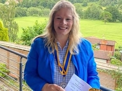 History made as Bridgnorth Rotary Club elects first female president