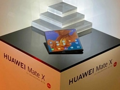 Huawei's Mate X foldable phone 'unlikely before November'