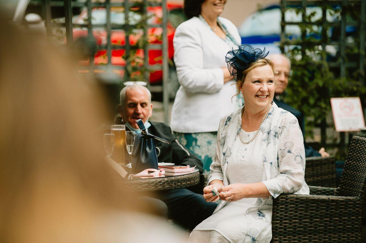 Jenny and Nick Barratt's wedding at Best Western Valley Hotel Ironbridge