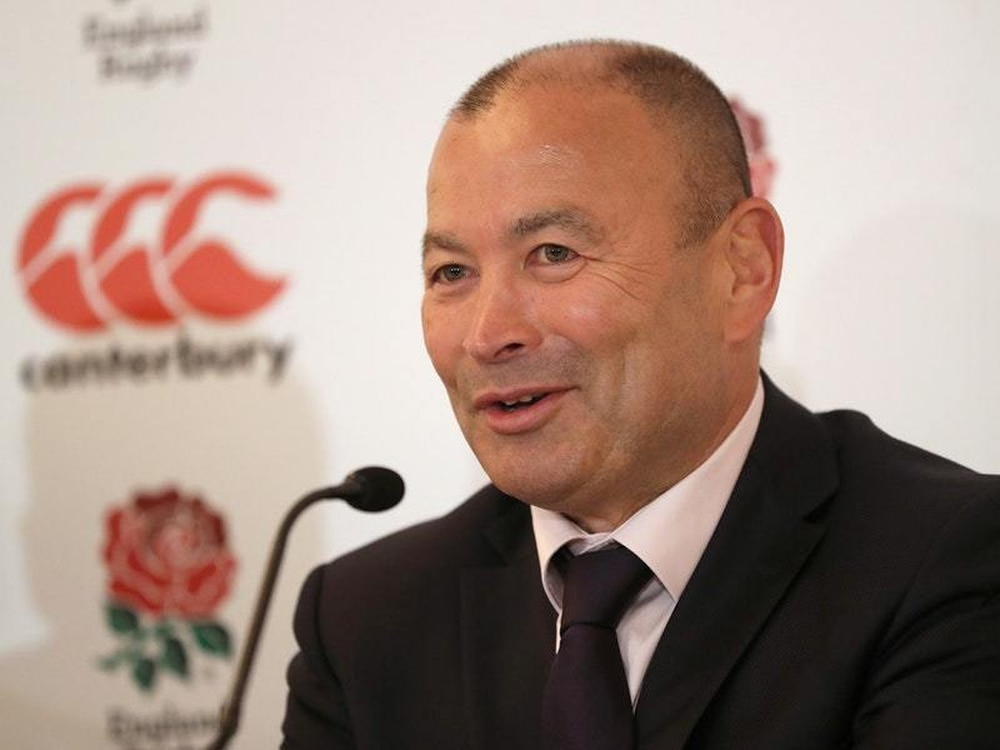 England's Eddie Jones given two-year contract extension by RFU