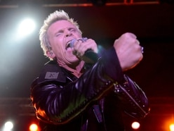 Billy Idol to play Birmingham