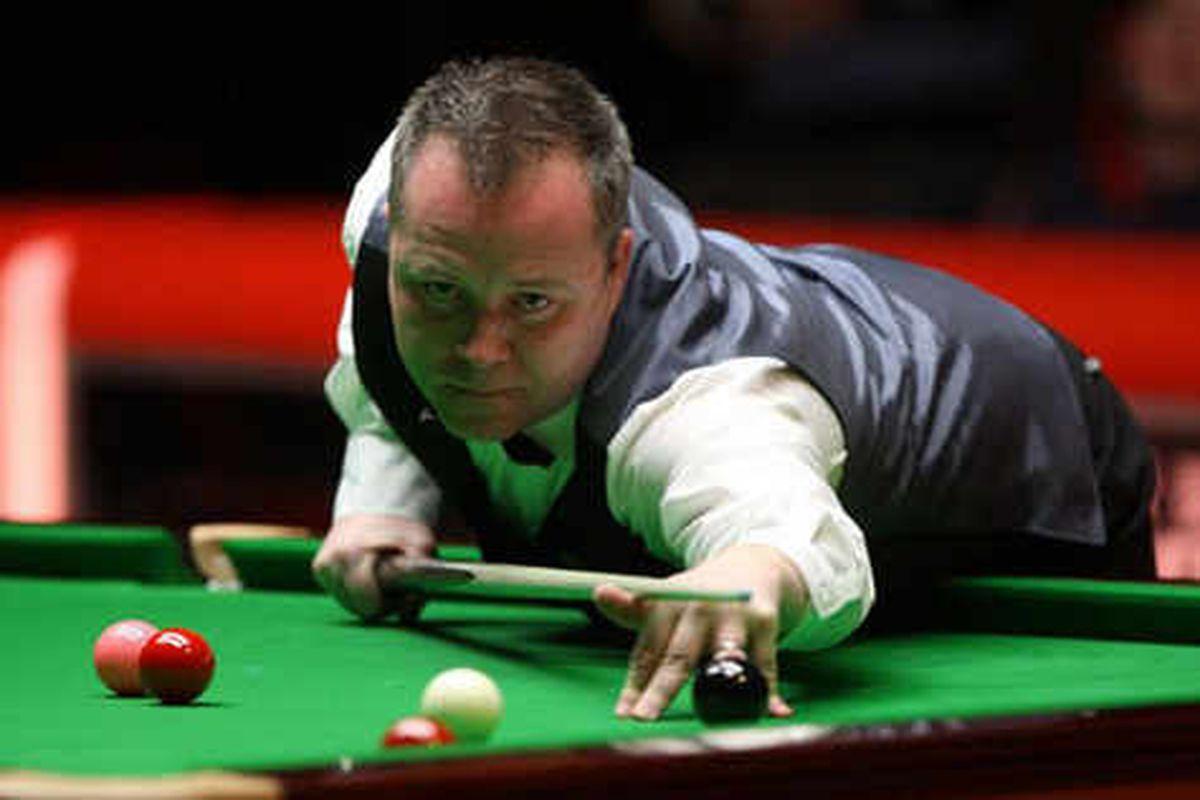 Telford loses UK Snooker Championship