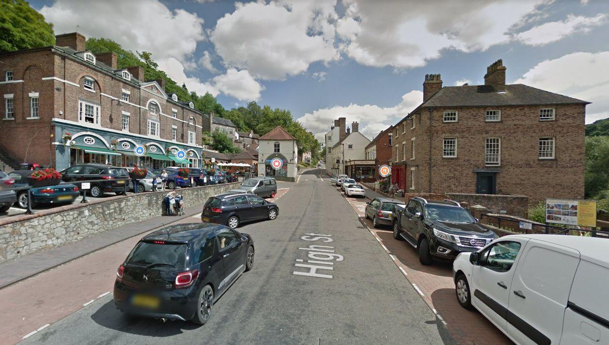 High Street, Ironbridge. Pic: Google Street View