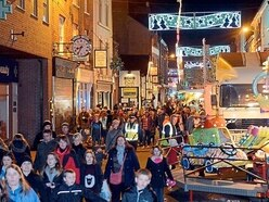 Christmas not cancelled but Oswestry's main events shelved