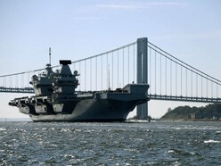 Mordaunt will not intervene over Navy captain relieved of aircraft carrier command