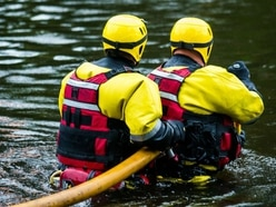 Water rescue crews called to Bridgnorth after upturned canoe found
