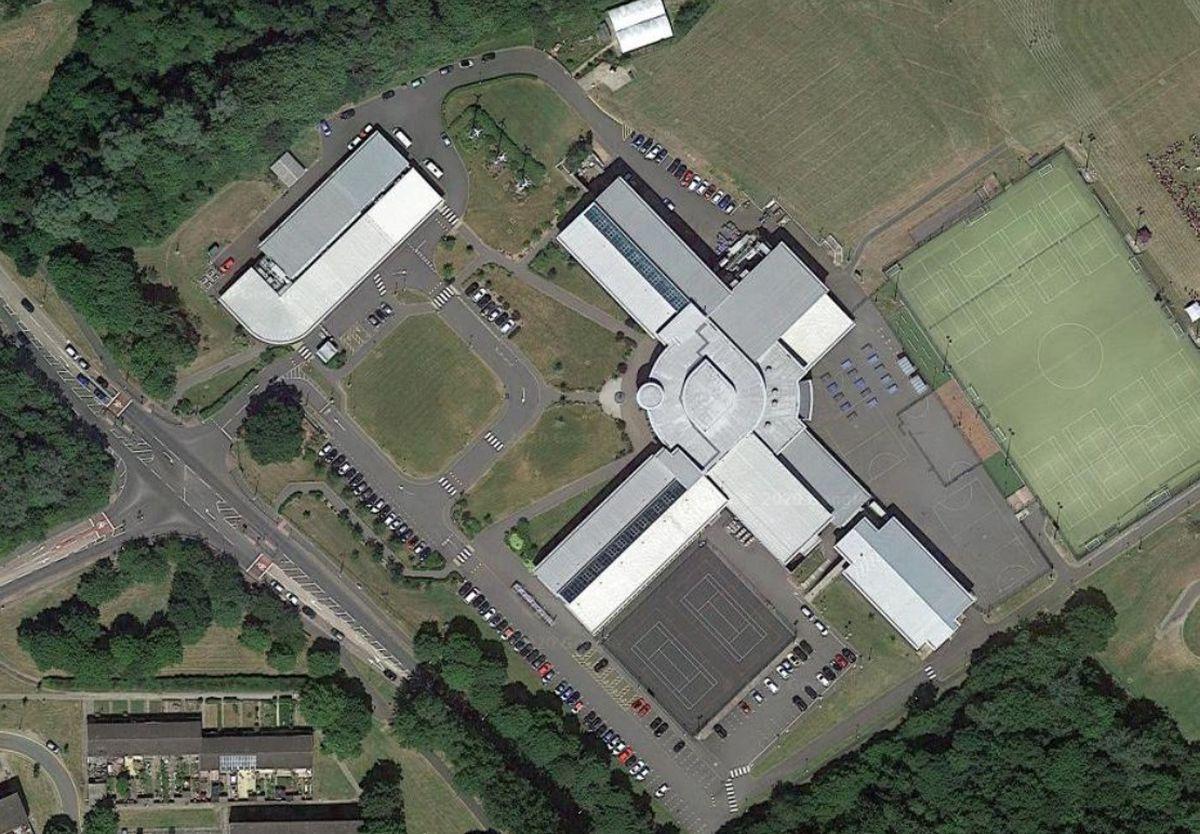 Madeley Academy. Photo: Google Maps