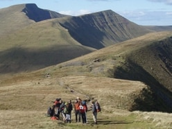 Powys mountain downgraded to hill after measurement shock