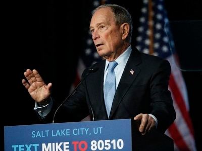 Mike Bloomberg 'willing to release women from gag orders'