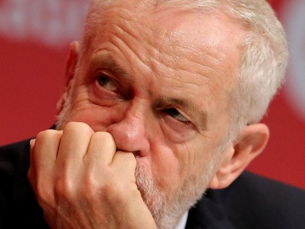 Corbyn: North Korea crisis highlights case for nuclear weapons-free world