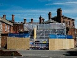 Open-air venue plans under way at Shrewsbury's former Dana prison