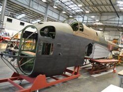 Rare Second World War bomber set for RAF Cosford exhibition