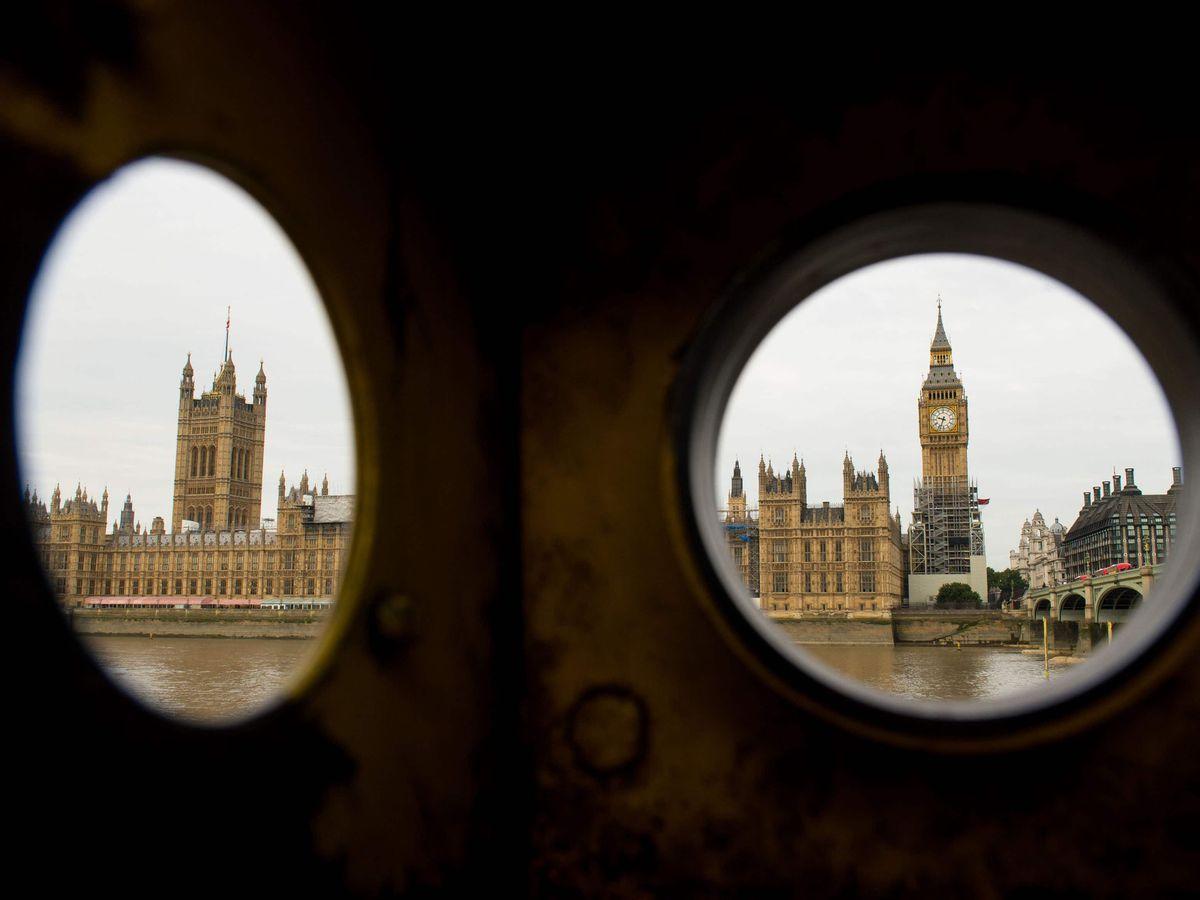 Elizabeth Tower conservation