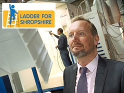 Ladder For Shropshire apprenticeship scheme is relaunched with new partner