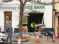 Jailed: Shropshire bank raider used digger to rip out ATM