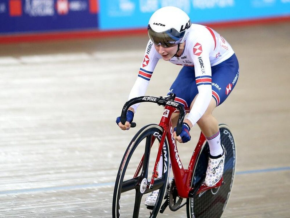 Laura Kenny: I overcame confidence crisis on cycling return