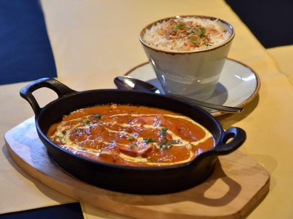 Food review: Eurasia Tandoori, Bridgnorth