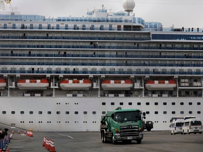FCO 'working to organise' flight home for Britons on coronavirus cruise ship