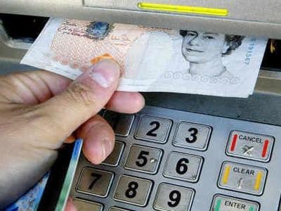 Concerns for rural Shropshire over cashpoint closures plan