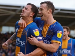 Confidence from the fans will help Shrewsbury Town in attack, says the boss
