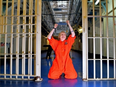 Let me in! Shrewsbury Prison reopens for ghost hunts and tours