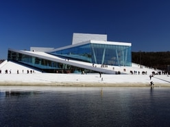 Andy Richardson: Remarkable building but Norwegian folk-jazz – oh, no!