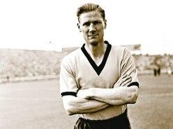 Wolves legend Bill Slater dies aged 91