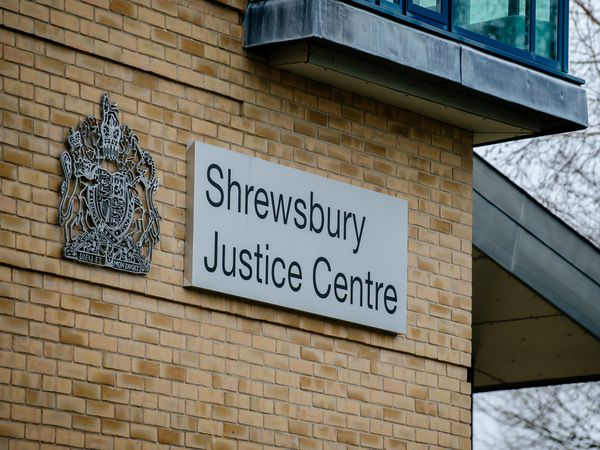 SHREWS COPYRIGHT SHROPSHIRE STAR JAMIE RICKETTS 15/01/2021 - Shrewsbury Justice Centre / Shrewsbury Crown Court - GV 2021..
