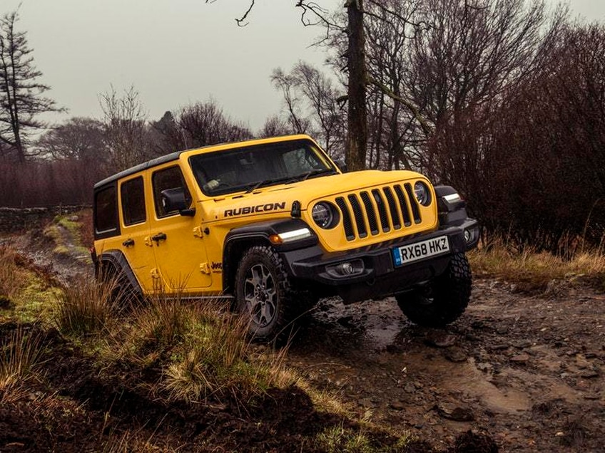 First drive: The 2019 Jeep Wrangler is a worthy update to an icon