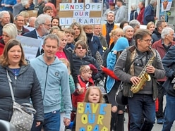 Keep your hands off our libraries, say groups angered by cuts