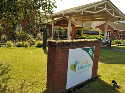 Severn Hospice appeals for support as more than £100,000 a week being lost from charity's income