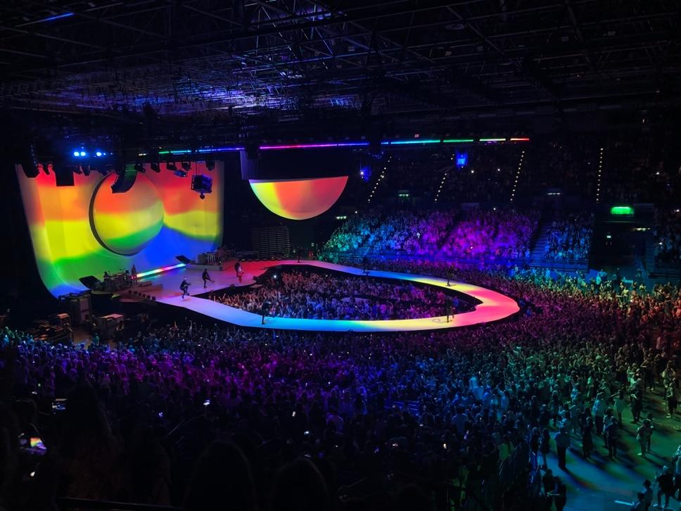 Ariana Grande at Arena Birmingham - review
