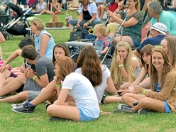 Party in the Park to showcase musical talent