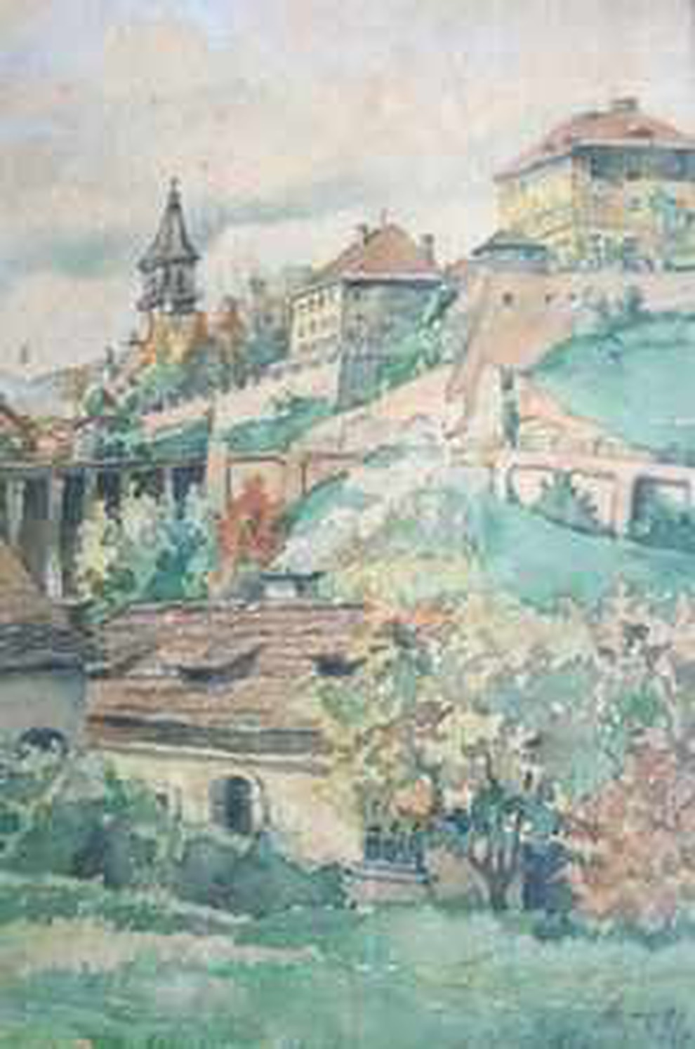 Hitler S Paintings To Go For Auction In Shropshire Shropshire Star