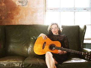 Kate Rusby, who has been confirmed as a headline act at Shrewsbury Folk Festival