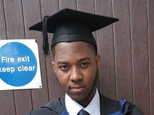 NHS worker David Gomoh was stabbed to death aged 24