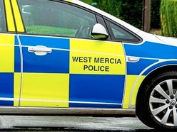 Thieves cut catalytic converter from Shifnal car