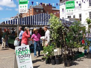 The Local to Ludlow market will be celebrating its 21st birthday