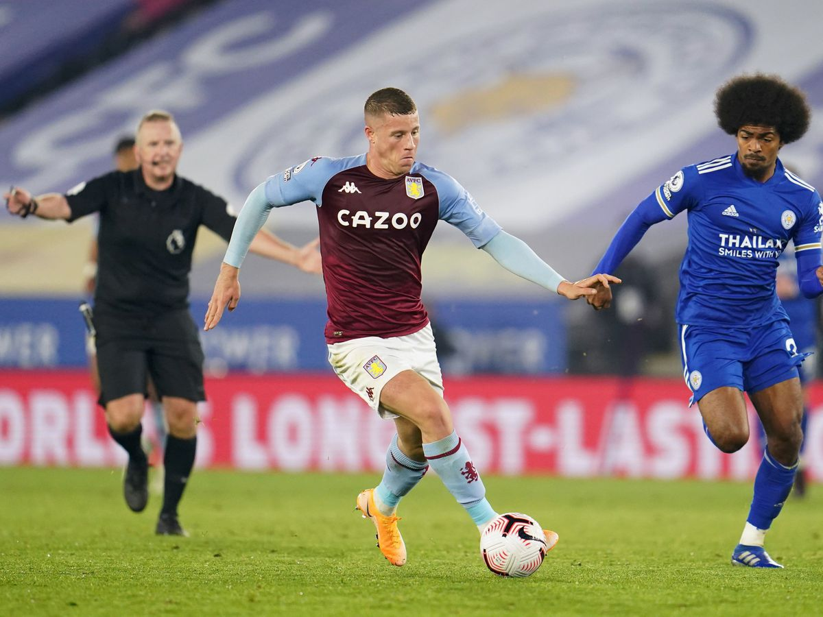 Iheanacho Gets Good Rating In Leicester Home Loss To Villa