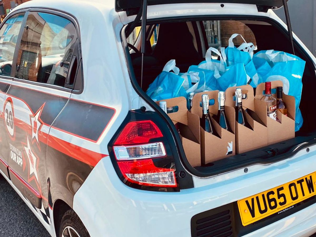 Zoom 1hr Delivery, has celebrated fulfilling 100,000 orders for the Co-op this week.