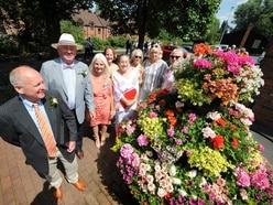Shropshire towns strike gold again in Heart of England in Bloom awards
