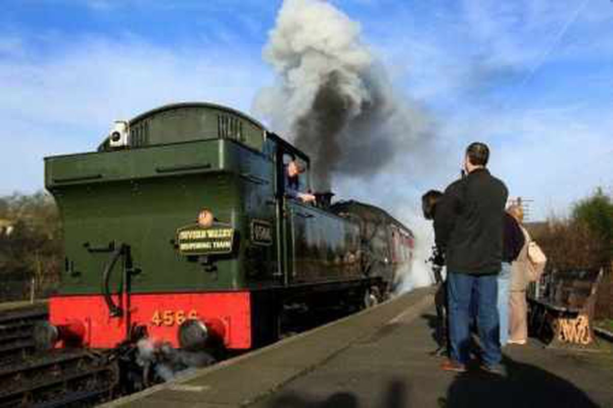 Halloween events set for Severn Valley Railway