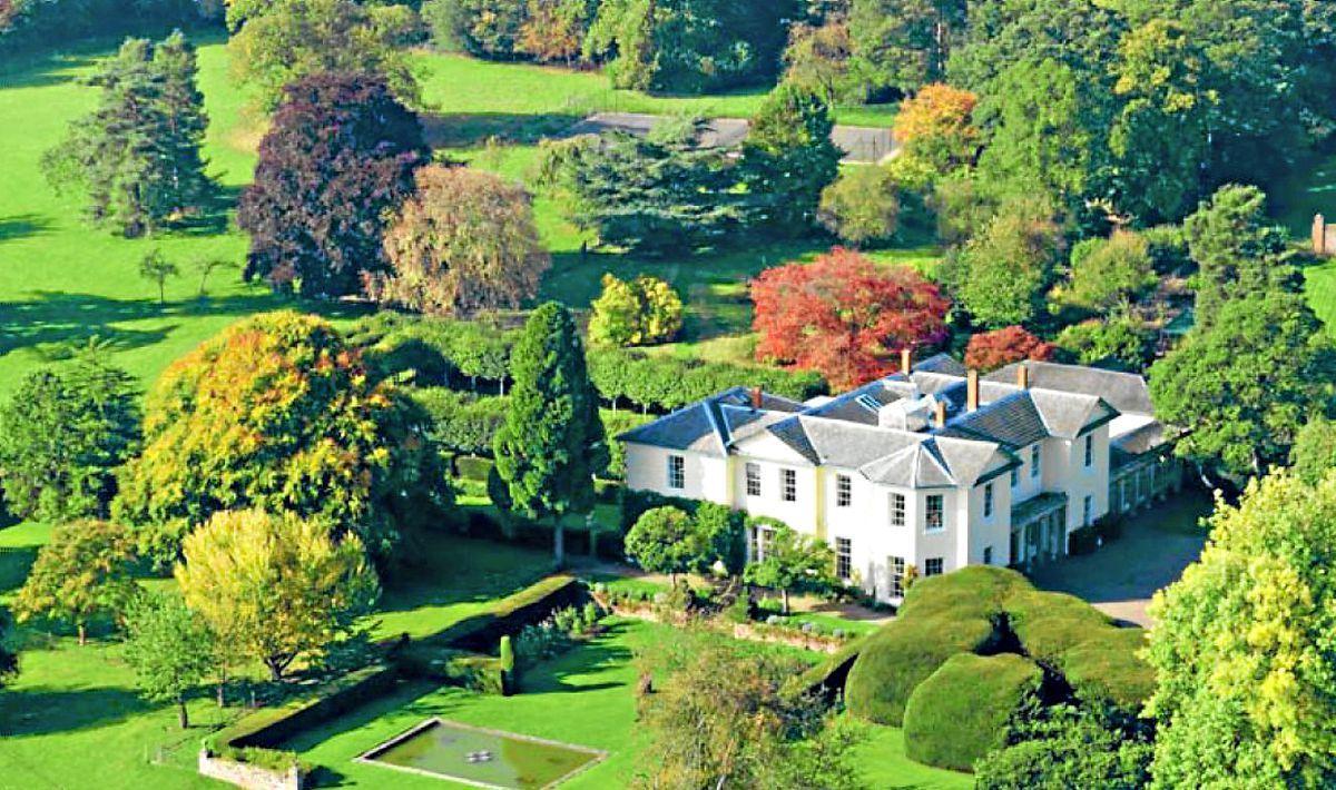 Chyknell Hall, near Claverley