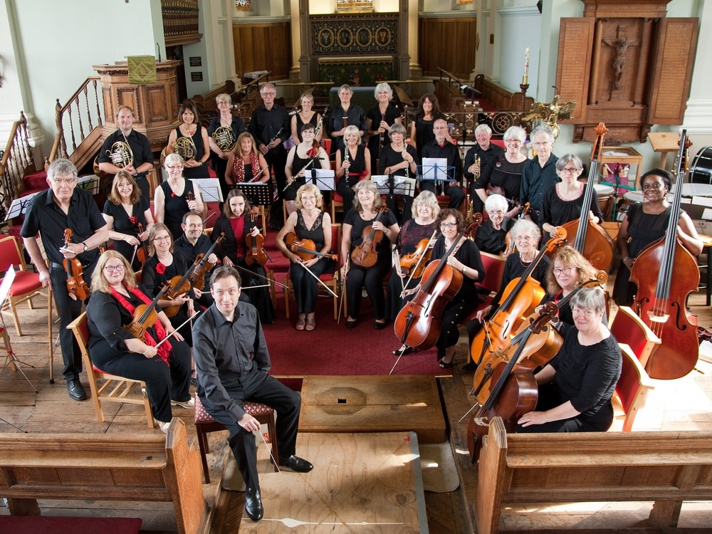 Bridgnorth Sinfonia set for annual Christmas concert
